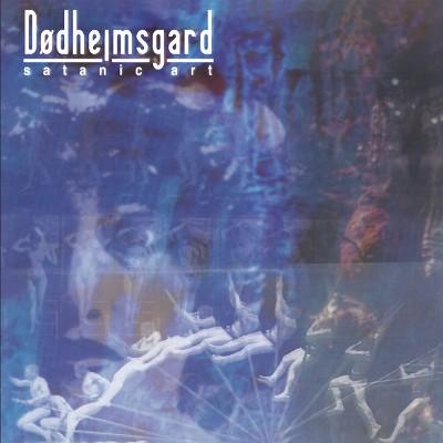 Dodheimsgard - Satanic Art (Mini-Album, Edice 2018) - Vinyl