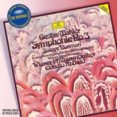 Gustav Mahler / Vídenští Filharmonici, Claudio Abbado - Symfonie Č. 3 (Edice 2014)