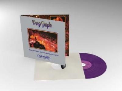 Deep Purple - Made In Europe (Limited Purple Vinyl Edition 2018) – Vinyl