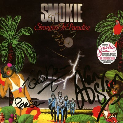 Smokie - Strangers In Paradise (New Extended Edition 2016)