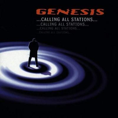 Genesis - Calling All Stations (Reedice 2018) – Vinyl