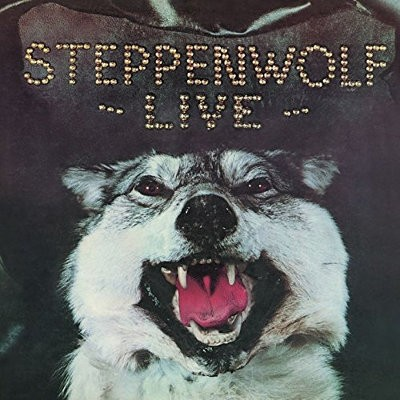Steppenwolf - Live Steppenwolf (Japan, SHM-CD 2016)