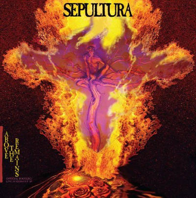Sepultura - Above The Remains: Live 89 (Limited Red Vinyl, Reedice 2018) – Vinyl