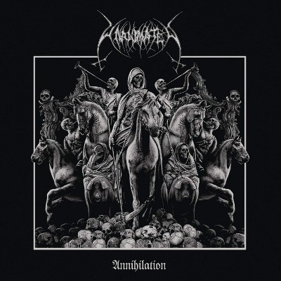 Unanimated - Annihilation (EP, Limited Edition, 2018)