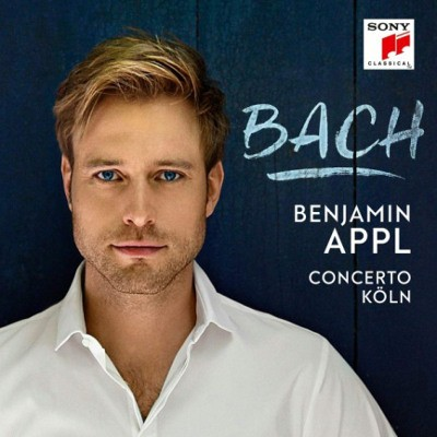 Johann Sebastian Bach / Benjamin Appl - Bach (2018)