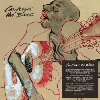 Various Artists - Confessin' The Blues (2018) (2018)