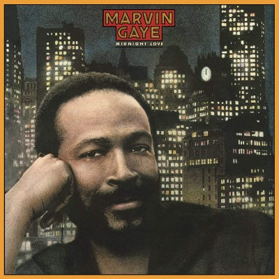 Marvin Gaye - Midnight Love (Edice 2018) - Vinyl