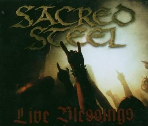 Sacred Steel - Live Blessings: +DVD