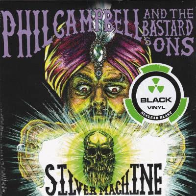 "Phil Campbell & The Bastard Sons - Silver Machine (RSD 2018, Single) - 7"" Vinyl"