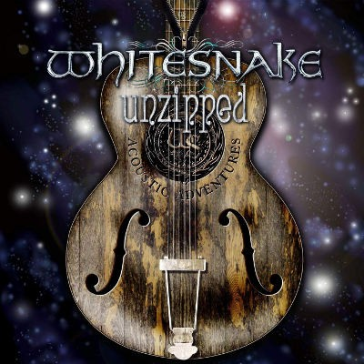 Whitesnake - Unzipped (Deluxe Edition, 2CD, 2018)