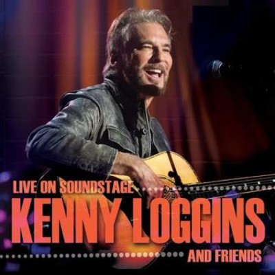 Kenny Loggins - Live On Soundstage (Deluxe, Blu-ray 2018)