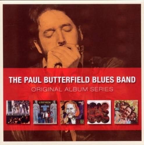 Paul Butterfield - Original Album Series