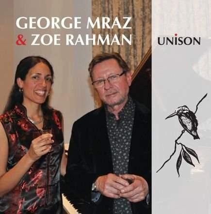 George Mraz & Zoe Rahman - George Mraz & Zoe Rahman - Unison