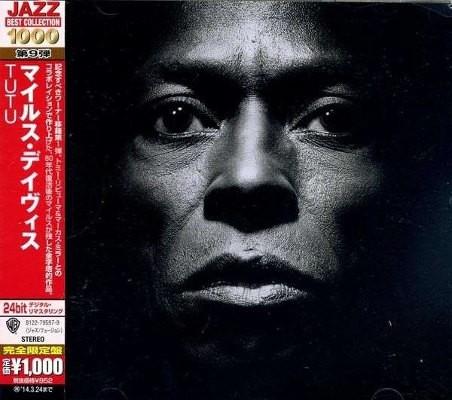 Miles Davis - Tutu (Reedice 2014)