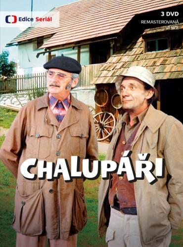 Film/Seriál ČT - Chalupáři (remasterovaná verze)