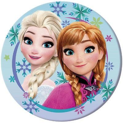 Frozen / Polštářek - Polštářek Frozen sestry
