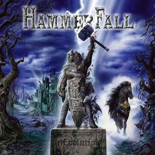 HammerFall - (R)Evolution (2014)