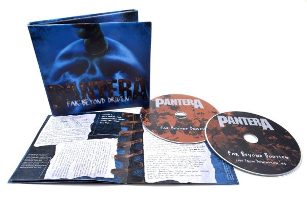 Pantera - Far Beyond Driven (Remastered)