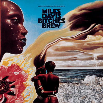 Miles Davis - Bitches Brew (Reedice 2015) - 180 gr. Vinyl