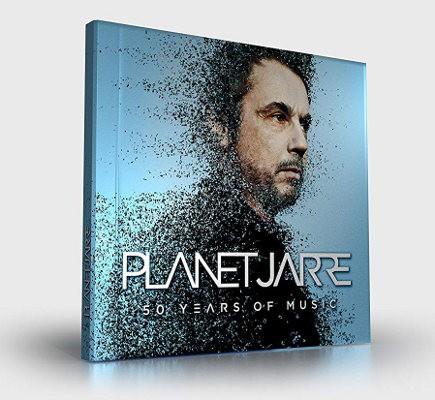 Jean-Michel Jarre - Planet Jarre (4LP BOX 2018) - Vinyl