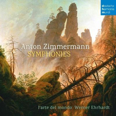 Anton Zimmermann / Werner Ehrhardt - Symfonie (Edice 2018)