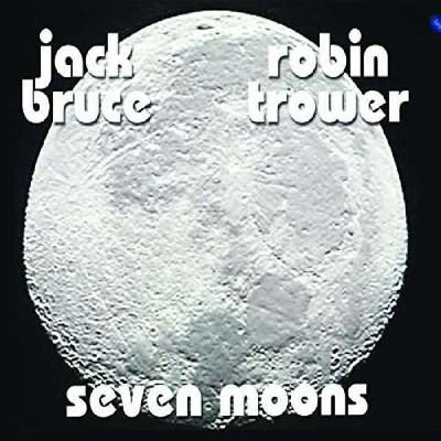 Jack Bruce / Robin Trower - Seven Moons (Edice 2018) - 180 gr. Vinyl