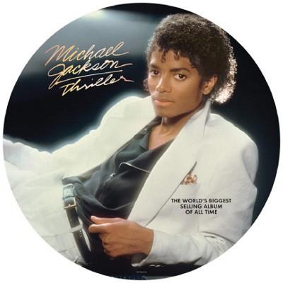 Michael Jackson - Thriller (Limited Picture Vinyl, Edice 2018) – Vinyl