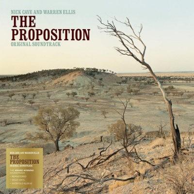 Soundtrack - Proposition (Original Soundtrack, Reedice 2018) – Vinyl