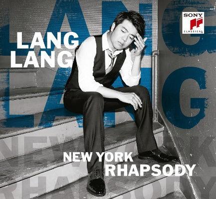 Lang Lang - New York Rhapsody (2016)