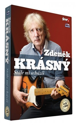 Zdeněk Krásný - Stále mi scházíš/4CD+DVD