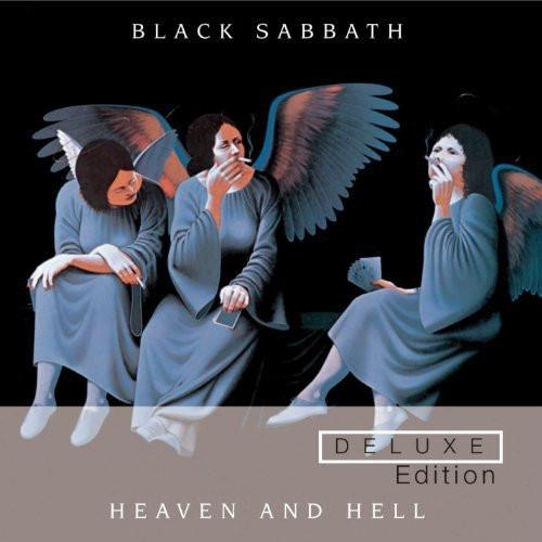Black Sabbath - Heaven And Hell/Deluxe/2CD (2010)
