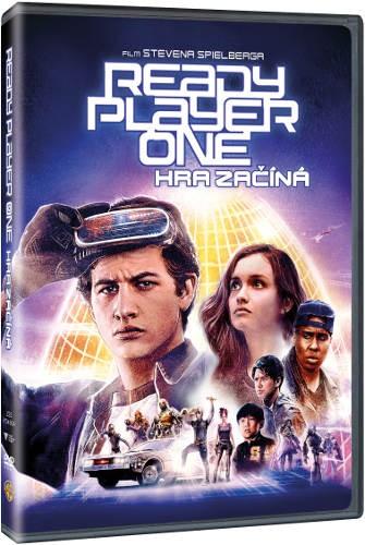 Film/Akční - Ready Player One: Hra začíná