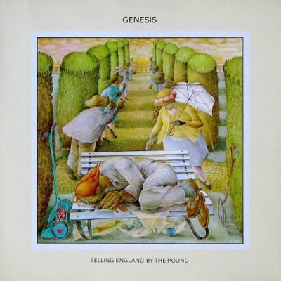 Genesis - Selling England By The Pound (Reedice 2018) – Vinyl