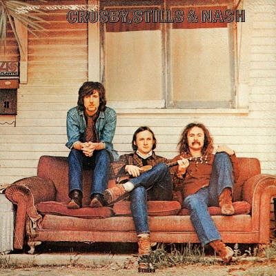 Crosby, Stills & Nash - Crosby, Stills & Nash (Edice 2010) - 180 gr. Vinyl