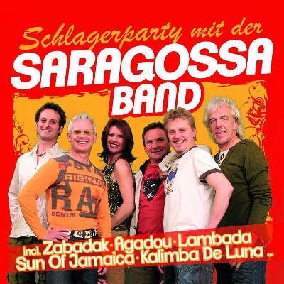 Saragossa Band - Schlagerparty Mit Der Saragossa Band (2018)