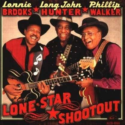 Lonnie Brooks, Long John Hunter, Phillip Walker - Lone Star Shootout