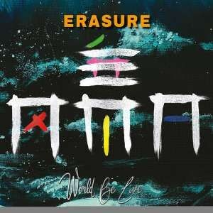 Erasure - World Be Live /Limited Vinyl (2018)