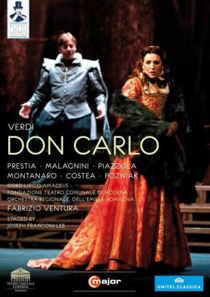 Giuseppe Verdi / Fabrizio Ventura - Don Carlos (Blu-ray, 2013)