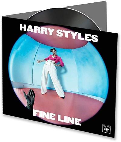 Harry Styles - Fine Line (Digipack, 2019)