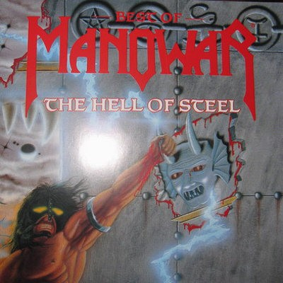 Manowar - Best Of Manowar - The Hell Of Steel (1994)