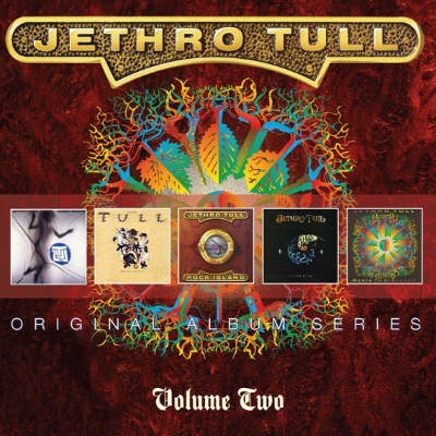 Jethro Tull - Original Album Series Vol. 2 EDICE 2016