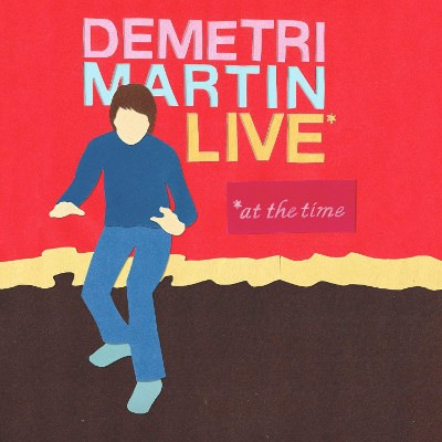 Demetri Martin - Live - At The Time (Limited Edition, 2018) - Vinyl