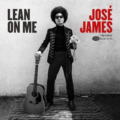 José James - Lean On Me (2018) - Vinyl