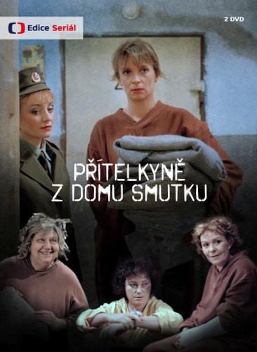 Film/Seriál ČT - Přítelkyně z domu smutku (2DVD)