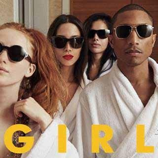 Pharrell Williams - G I R L/Vinyl
