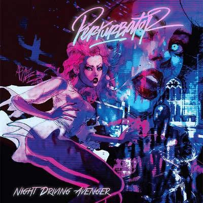 Perturbator - Night Driving Avenger (EP, 2015)