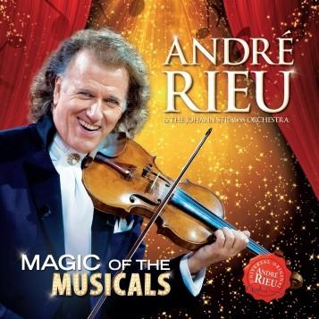 André Rieu - Magic Of Musicals