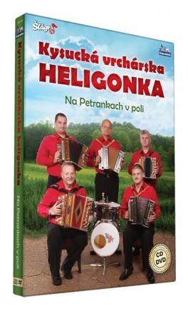 Kysucká vrchárská heligonka - Na Petrankach v poli CD+DVD