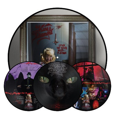 King Diamond - Give Me Your Soul... Please (Limited Picture Vinyl, Reedice 2018) - Vinyl