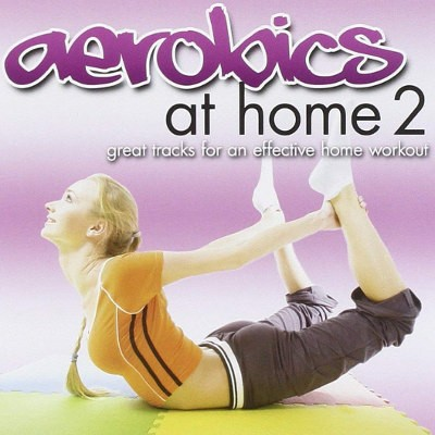 Various Artists - Aerobics At Home 2: Pink Edition (Edice 2018)